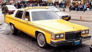 En un taxi subió una señora mayor. El taxista nunca olvidará lo que le dijo.