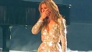 Celine Dion pasa por la peor temporada de su vida, pero sus fans le animaron. ¡M