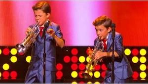 Estos gemelos de 11 años les volvieron locos a todos cuando hicieron ESTO. ¡Sólo