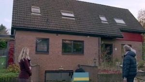 Una pareja quiso ver una casa que estaba en venta. ¡No esperaron pasar por esto!