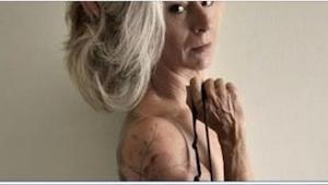 ¿Alguna vez habéis pensado en cómo se verán personas con tatuajes en su vejez? ¡