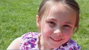 Una niña de 9 años murió en accidente. Unos meses después todo el mundo habla so