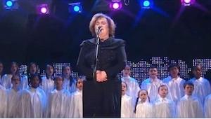Nadie creía en su talento y ahora... ¡Susan Boyle ya es toda una estrella!