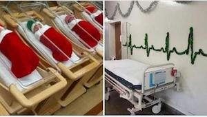 Los pacientes no esperaban que las cosas cambiarían así. Mirad lo que hizo el pe