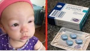 Todos los días le da Viagra a su pequeña hijita. ¡Cuando supe la razón, me costó