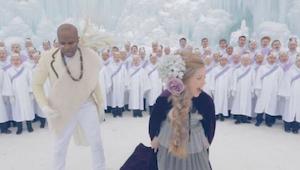 ¡La única interpretación de Let It Go en estilo africano causa furor en Internet