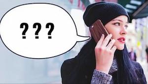 ¡Si alguien te pregunta eso por teléfono, cuelga inmediatamente!