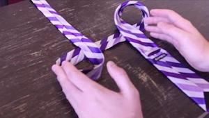 ¡Mostré este truco a mi marido y ahora tarda 10 segundos en atar su corbata!